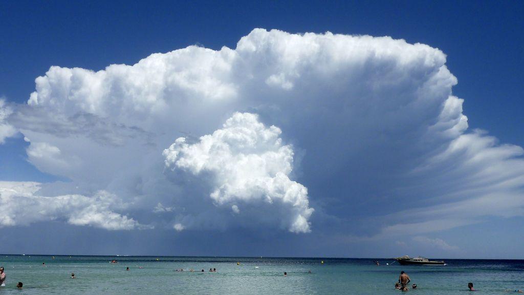 La razón que explica por qué solo se están produciendo tormentas de día