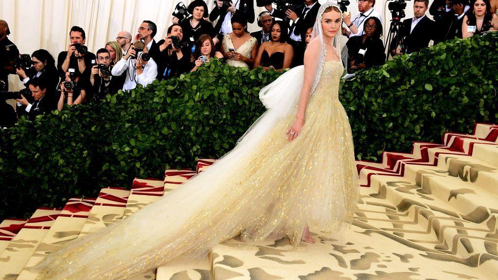 Kate Bosworth vestida por Oscar de la Renta