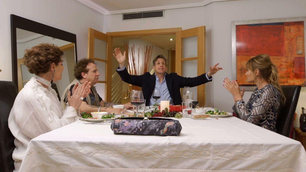 Ven a cenar conmigo, gourmet edition