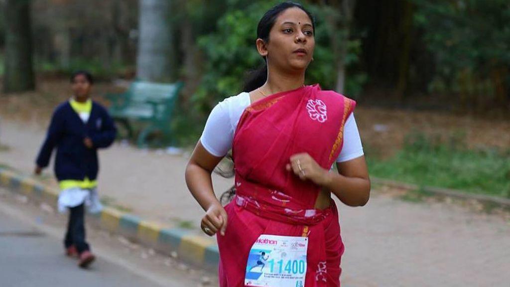 La lucha de las heroínas del 'running' en la india: no pueden salir a correr por el hecho de ser mujer