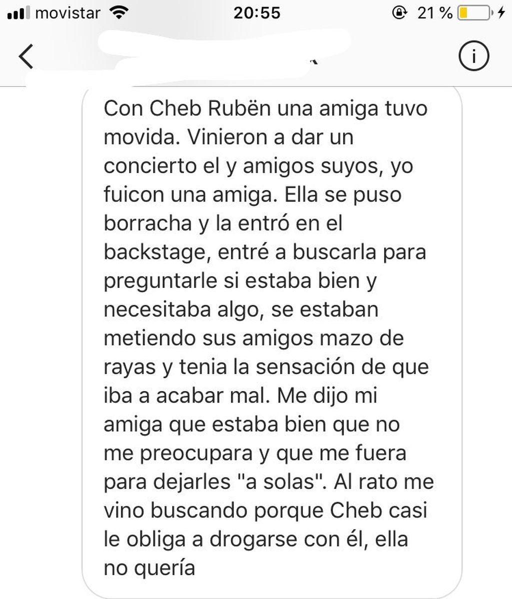 Cheb Ruben