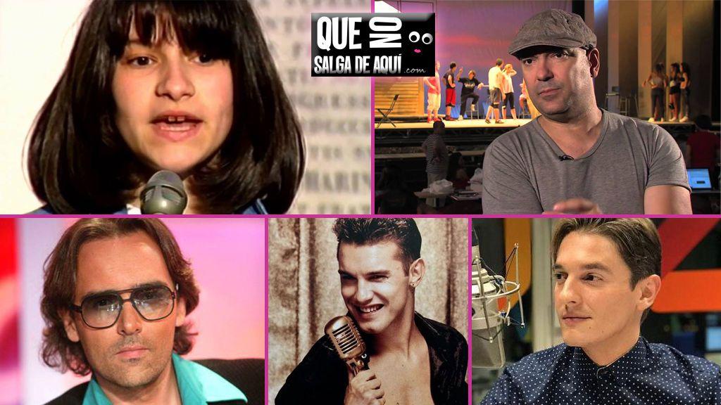 """¿Quién """"descubrió"""" a Jesús Vázquez y los jueces de 'Factor X' en sus inicios?"""