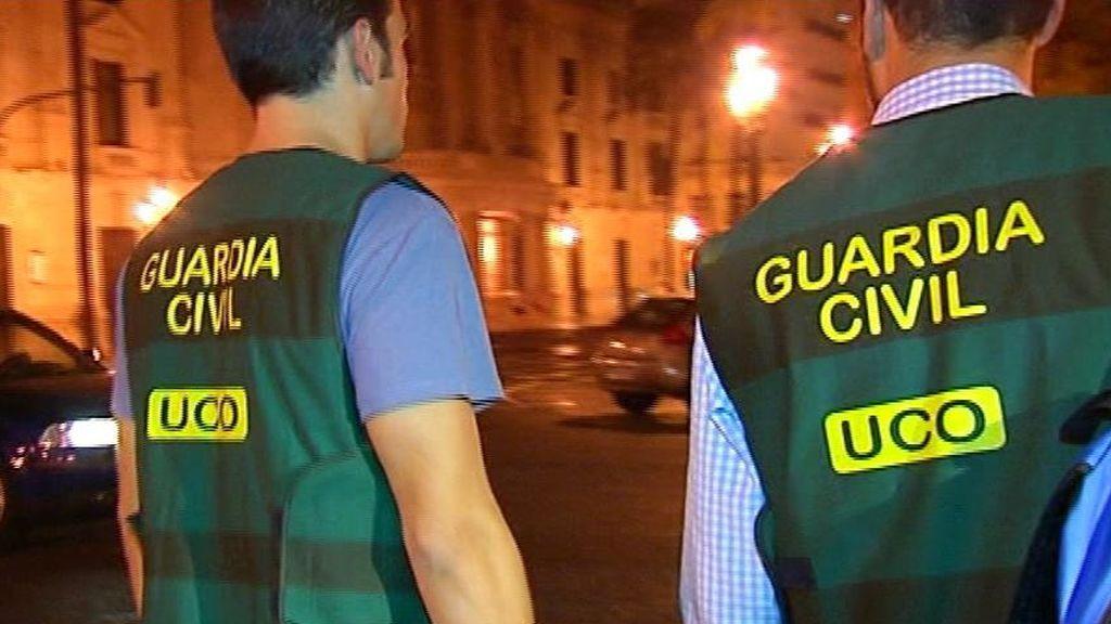 La UCO investiga pagos con una tarjeta opaca de una asociación de la Junta de Andalucía