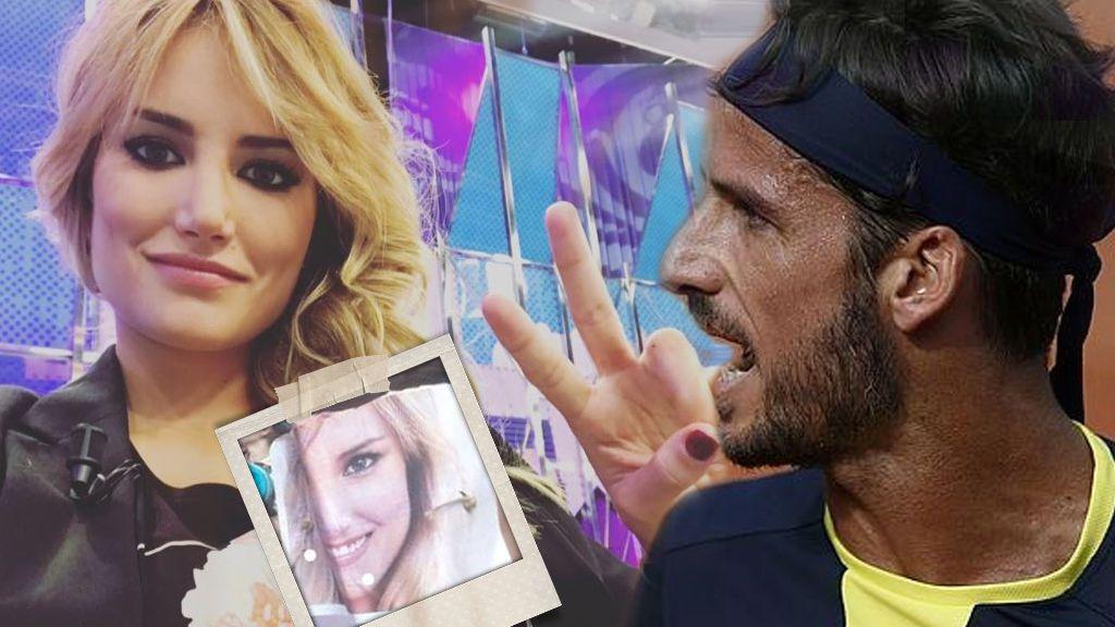 Los fans de Alba Carrillo 'trollean' a Feliciano López en el Masters 1.000 de Madrid