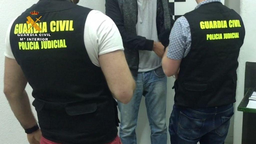La Guardia Civil detiene en Huesca a un narcotraficante internacional huido de la justicia italiana