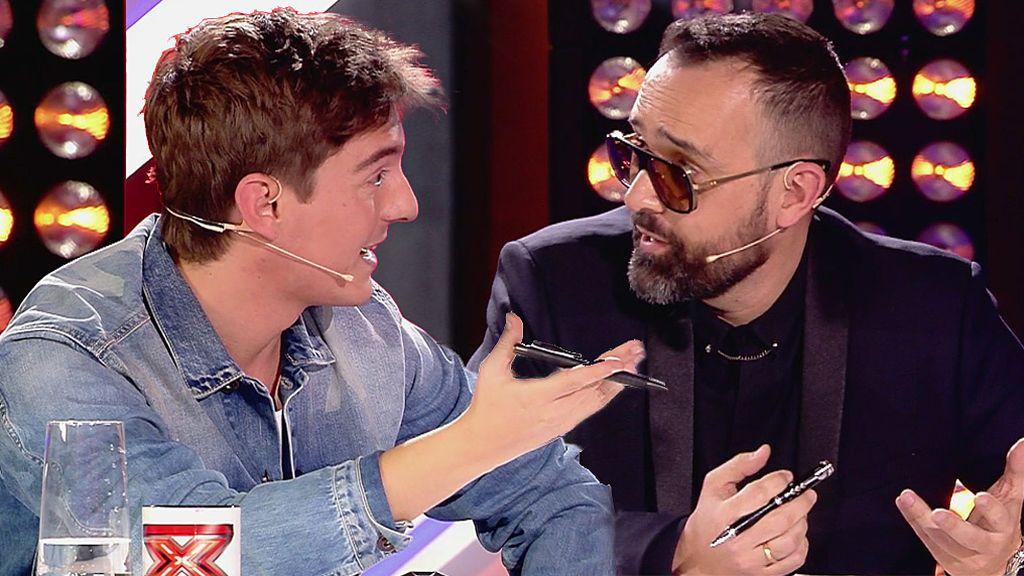 """¡Menudo pique! Xavi Martínez le planta cara a Risto: """"¡Haz lo que te de la gana!"""""""