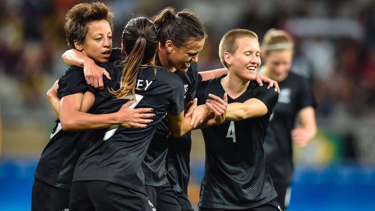 Igualdad en el fútbol: La selección femenina de Nueva Zelanda cobrará lo mismo que la masculina