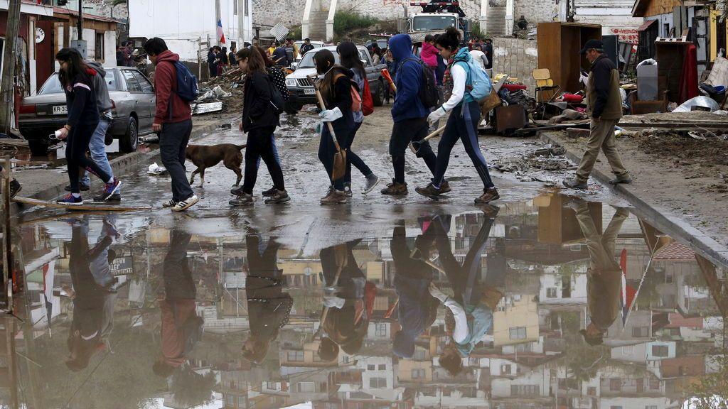 Migración climática: 140 millones de personas migrarán en 2015 por el cambio climático