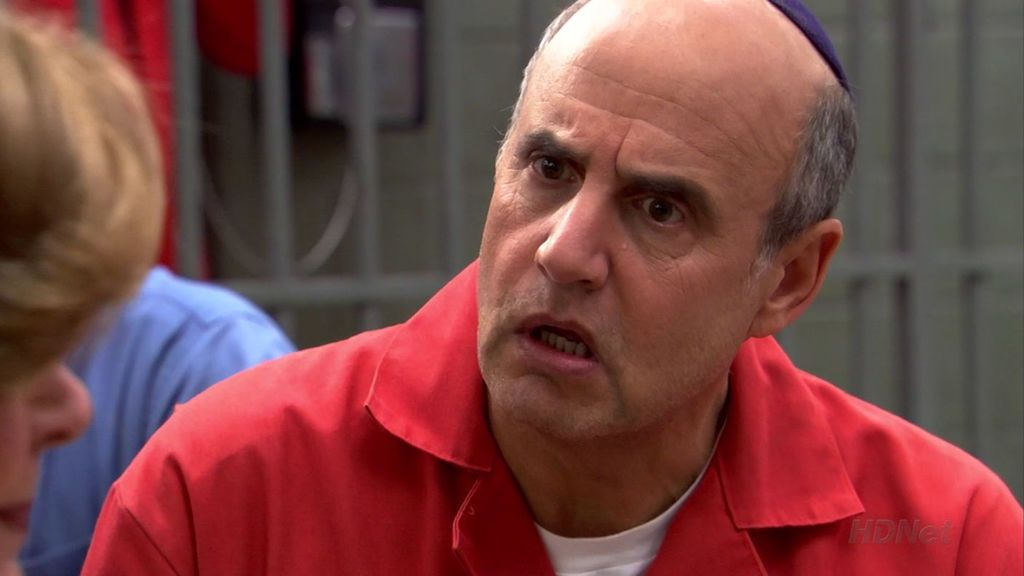 Jeffrey Tambor en 'Arrested development'