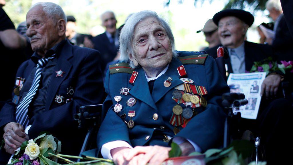 Veteranos de guerra de Georgia