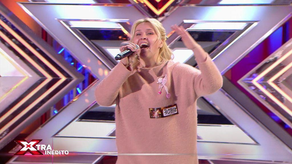 """Anastasia se derrumba después de ver su 'Wannabe' frente a los jueces: """"Me he equivocado de canción"""""""