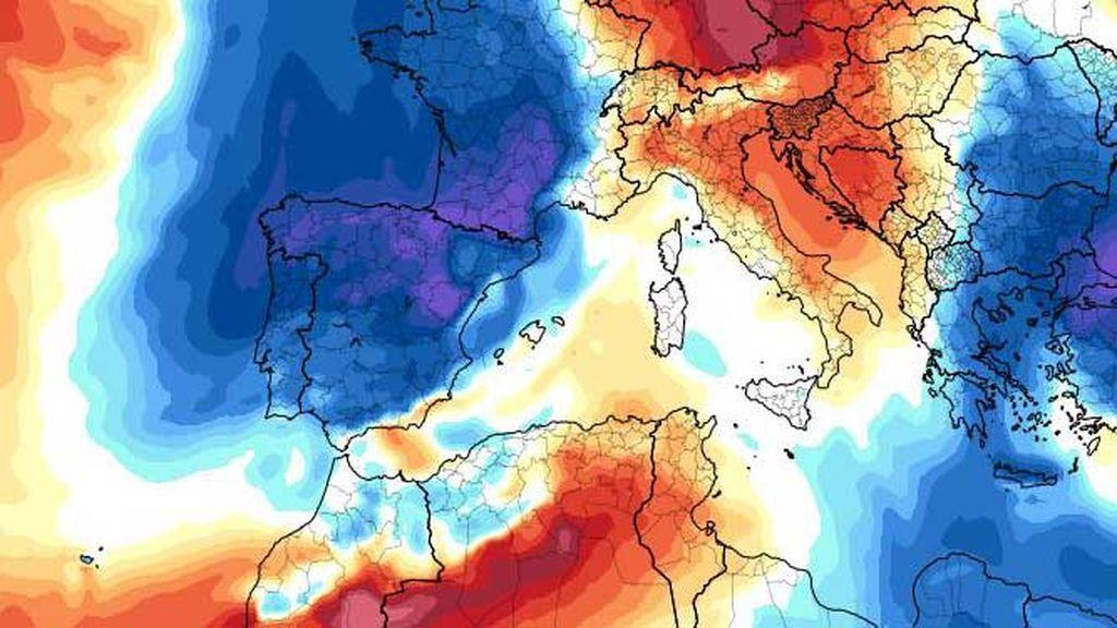 Bajan las temperaturas, pero eso no es todo: lo 'gordo' llegará el fin de semana
