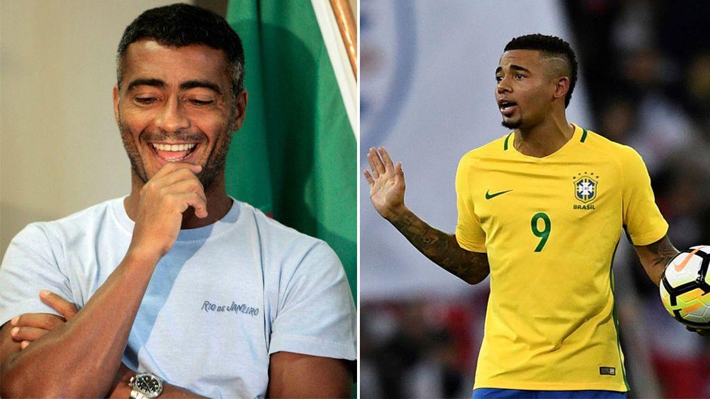 """Romario a Gabriel Jesús: """"Le recomiendo que tenga mucho sexo en el Mundial"""""""