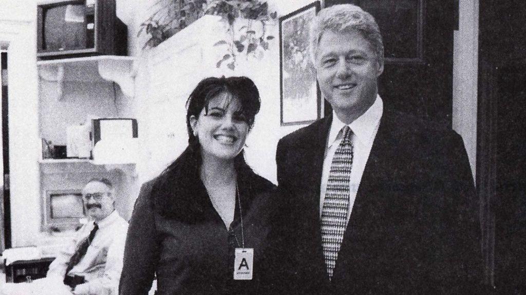 """Retiran la invitación a Monica Lewinsky de un evento de """"cambio social"""" tras confirmar la asistencia de Bill Clinton"""