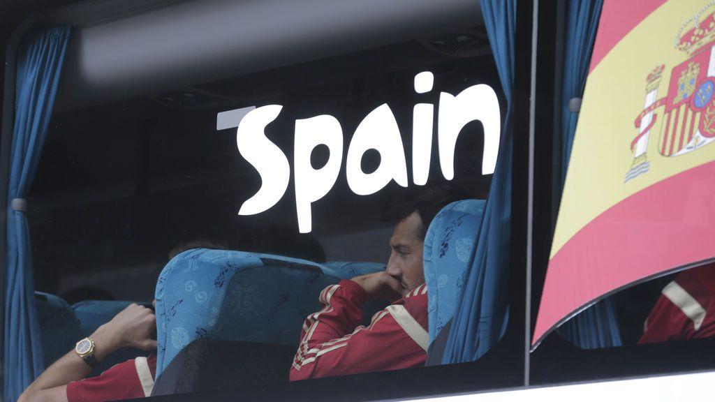 España, la selección que antes llegará a Rusia de las grandes favoritas
