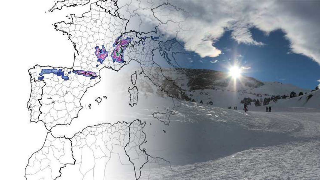 Nieve a mediados de marzo: el 'mini-invierno' desplomará los termómetros y veremos nevadas
