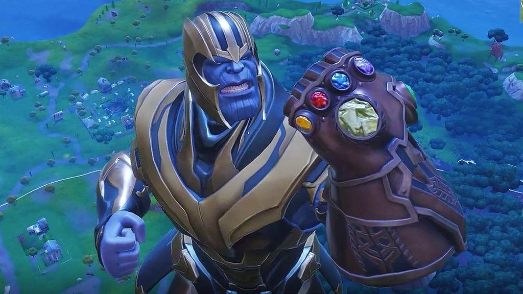 ¡ElRubius lo ha conseguido! Mata a Thanos, se hace con el guante y desata la locura