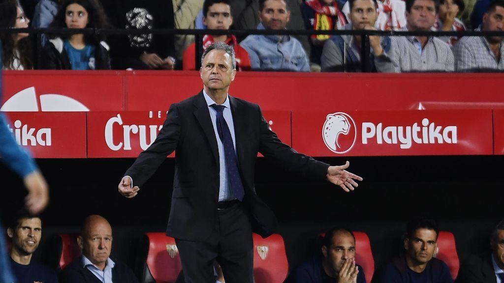 """Caparrós: """"El Sevilla se ha entregado para ganar a un pedazo de equipo"""""""