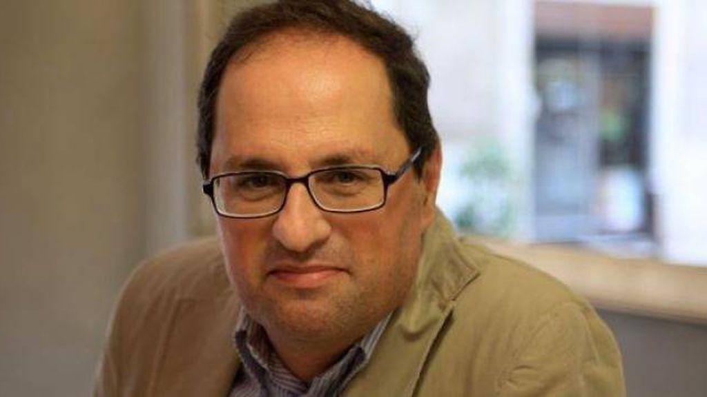 Carles Puigdemont propone a Quim Torra como su candidato a la investidura