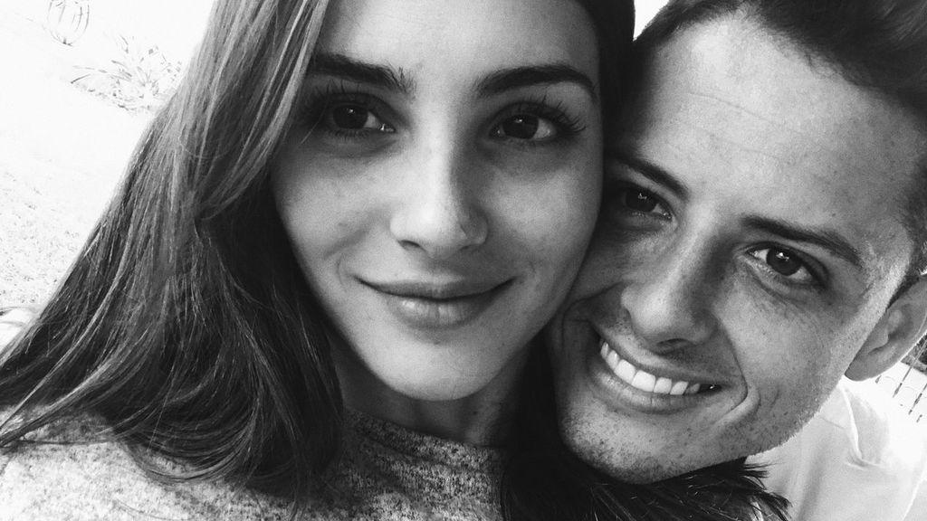 Andrea Duro y Chicharito: las pistas de la actriz para anunciar el ¿fin del amor?