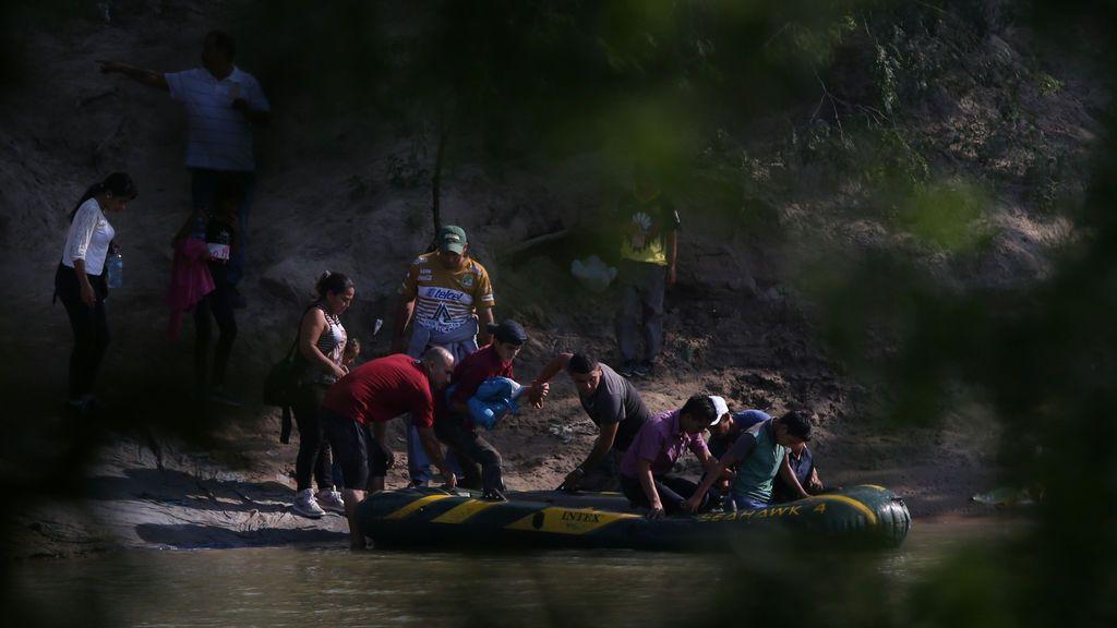 Tráfico de personas para pasar ilegalmente hacia Estados Unidos