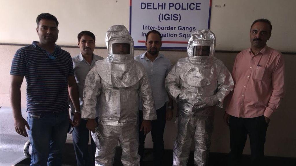 estafadores indios vendian productos nasa