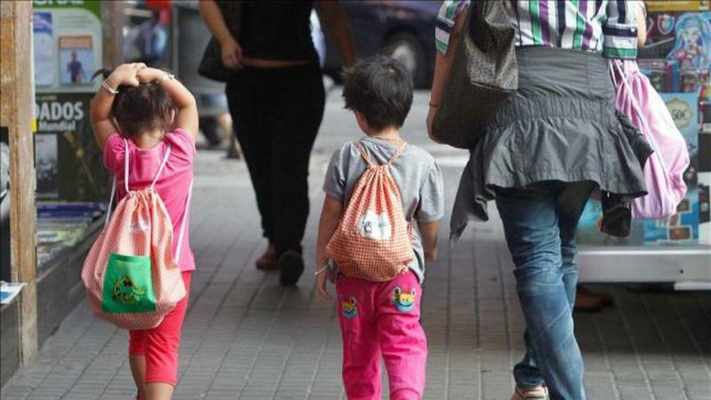 El Gobierno reconocerá la condición de familia numerosa a las monoparentales con dos hijos o más