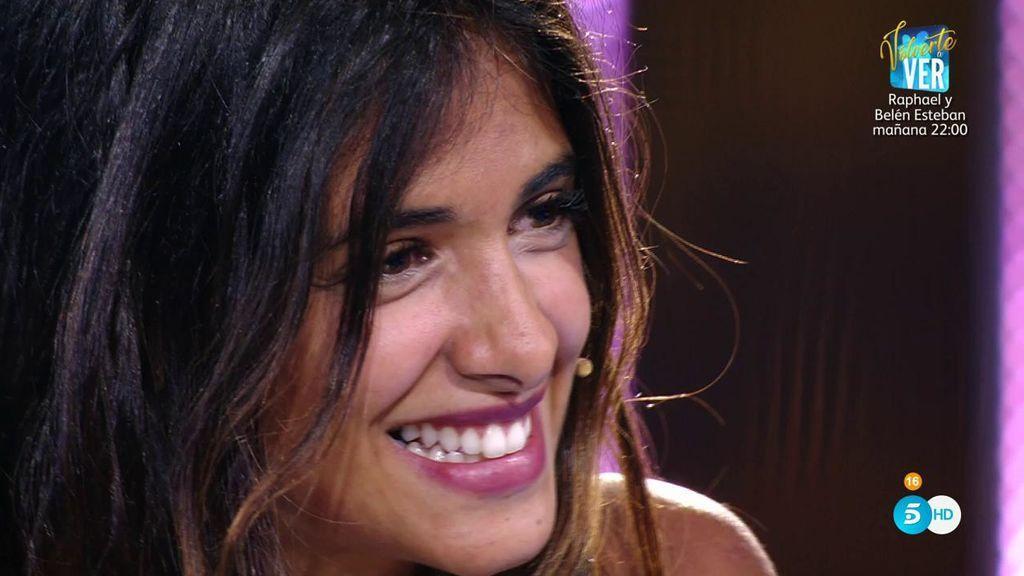 """Melissa Vargas en plató: """"En el mirador me consumí mentalmente"""""""