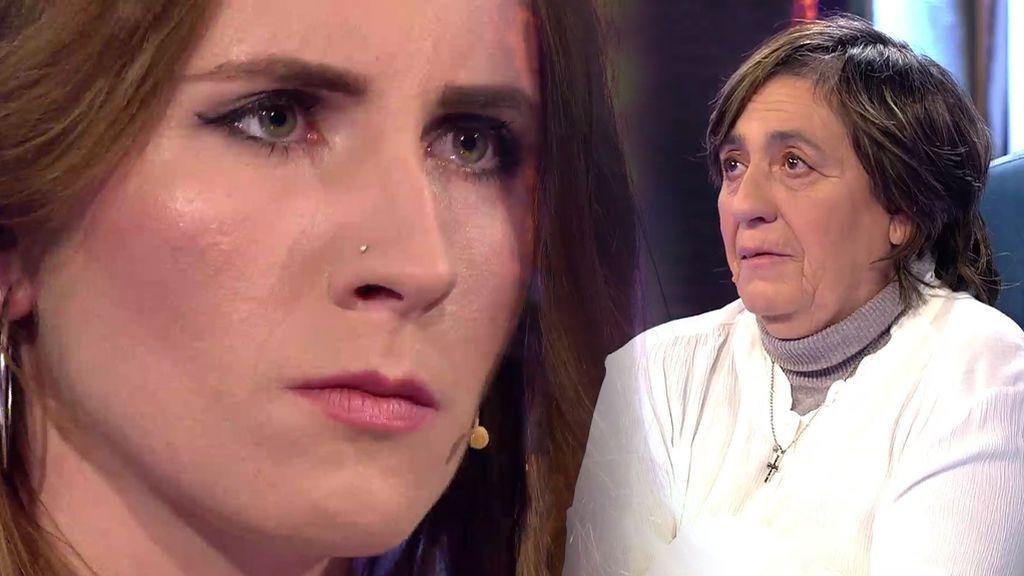 """El frío reencuentro entre Raquel y su madre biológica: """"No es como me esperaba"""""""