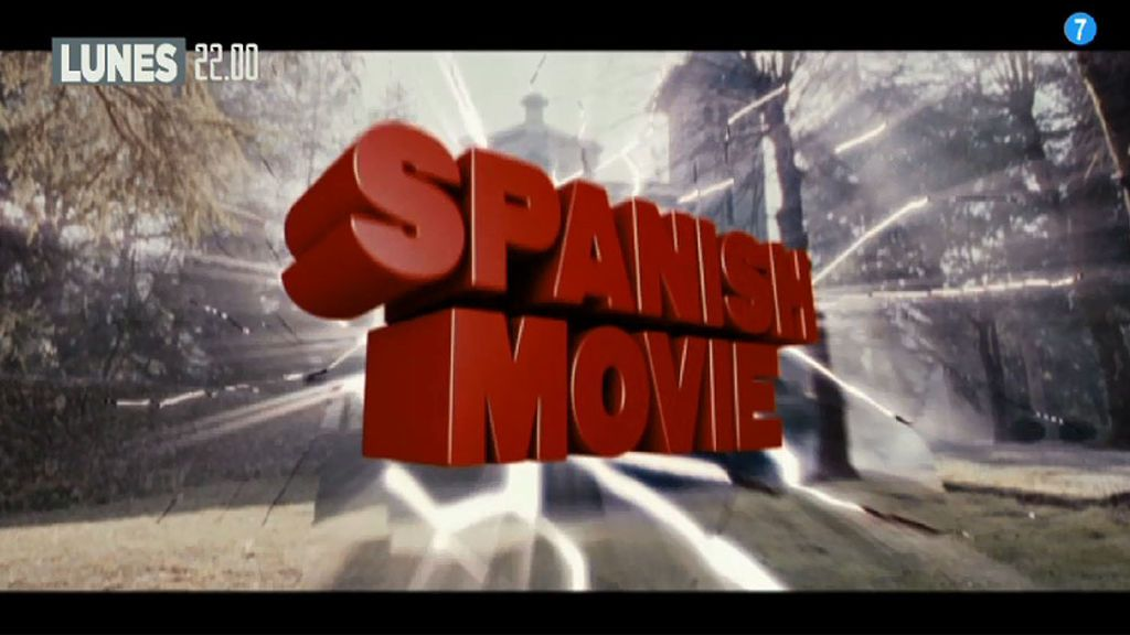El lunes no pararás de reír con 'Spanish movie' en BeMad Movies