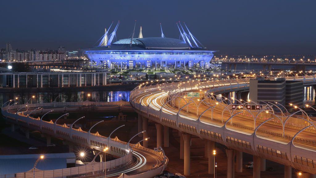El estadio que albergará la FIFA
