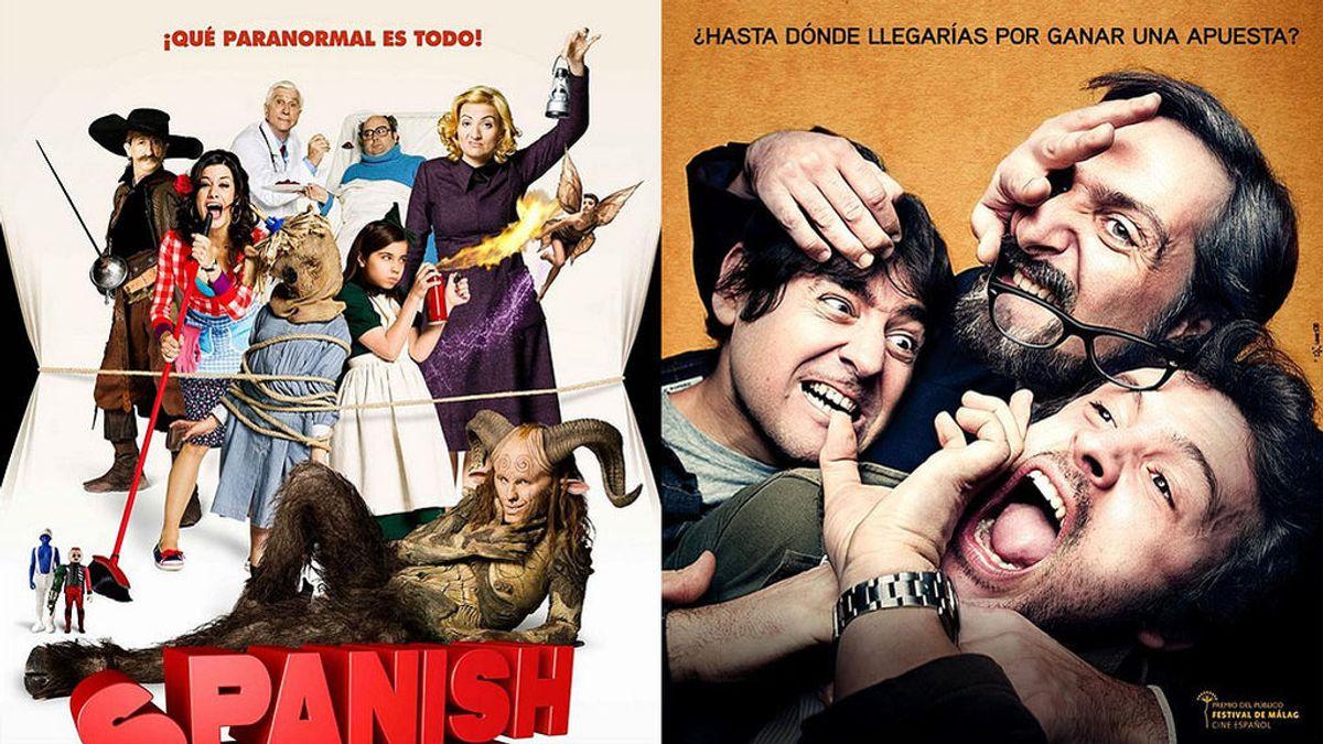 'Spanish movie' y 'Amigos': Noche de risas el lunes en BeMad Movies
