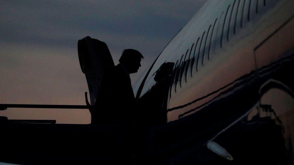 Donald Trump vuelve a la Casa Blanca