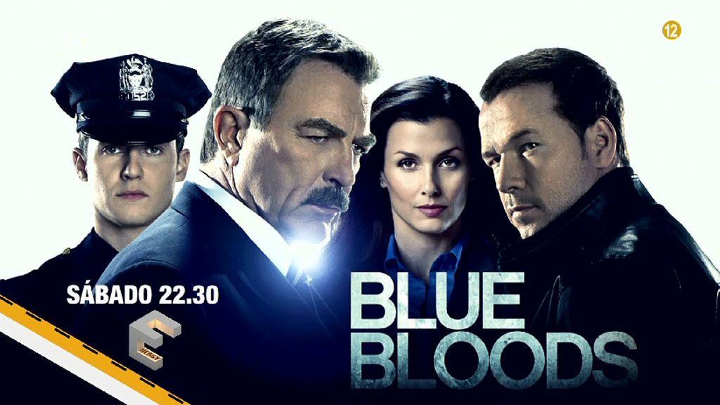 Sábados 'Blue Bloods' en Energy a partir de las 22:30 horas
