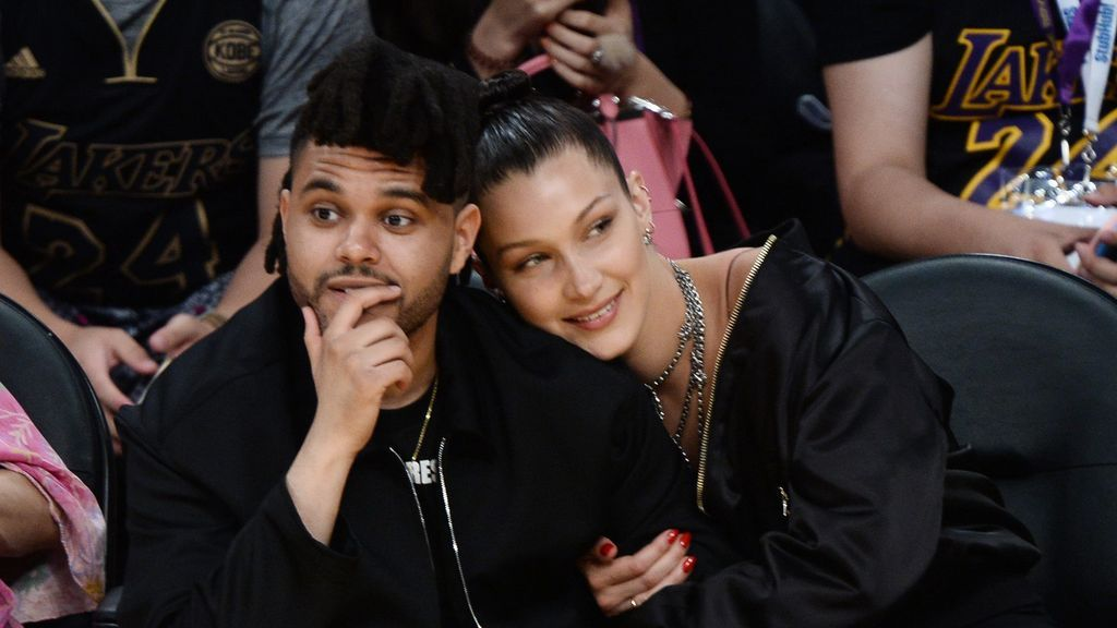 Bella Hadid y The Weeknd protagonizan un beso de película en el Festival de Cannes