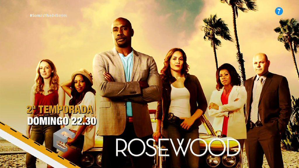 Los domingos terminan con sabor a Rosewood