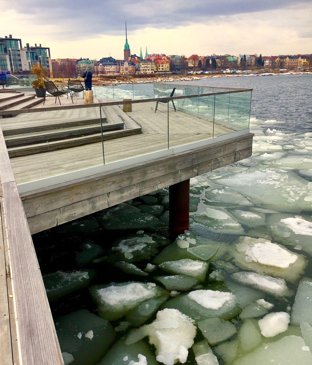 """La sauna de """"Halfdan El Negro"""" y otras direcciones rápidas de 3 horas por Helsinki"""