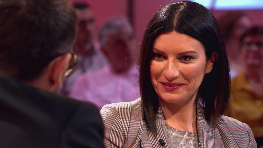 """La maternidad cambió a Laura Pausini: """"Soy más segura de mí misma, ella tiene el poder de cambiarme"""""""