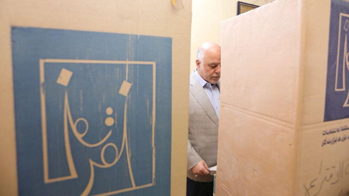 Al Abadi parte como favorito en las primeras legislativas en Irak tras la derrota de Estado Islámico