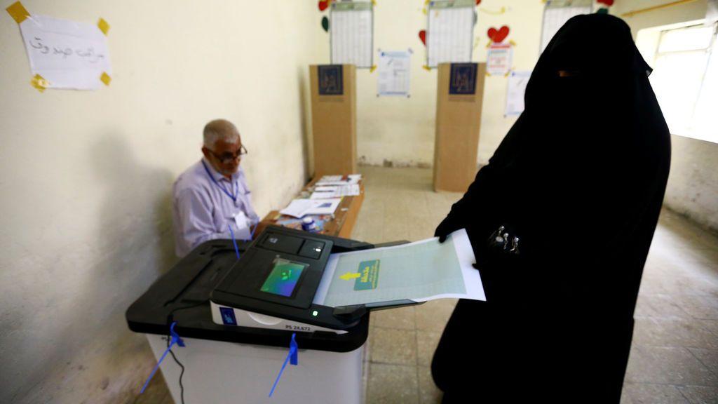 La sombra de los yihadistas marca las primeras legislativas en Irak tras su derrota