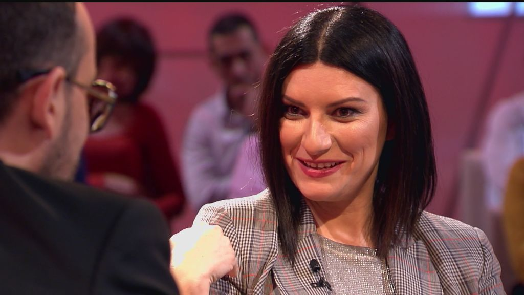 La 'suerte' de Laura Pausini en sus inicios: una primera actuación y la propuesta de un mánager