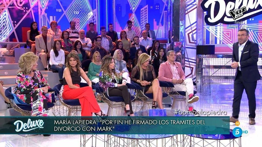 """Jorge Javier llama """"brujas"""" a Belén, Patiño y Gema y se desata una tensa discusión en plató"""