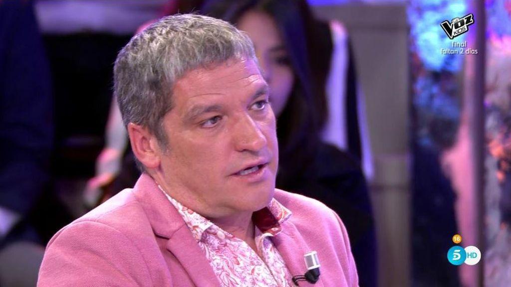 """Gustavo: """"Mark pidió que María le pagase 500.000 euros si tenía un hijo"""""""