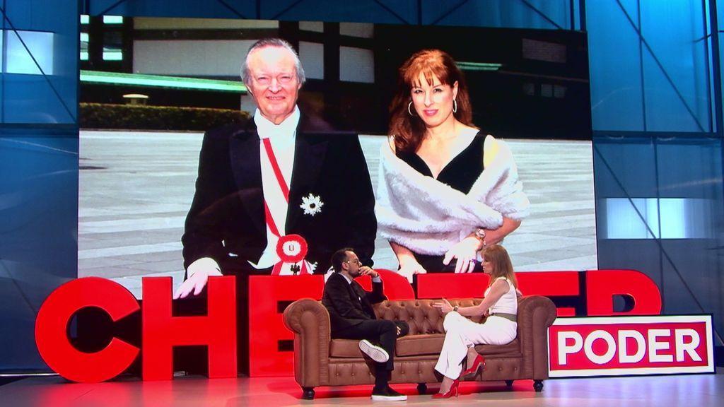 """Gloria Lomana se siente """"dolida"""" y """"agredida"""" con las críticas por casarse con Josep Piqué: """"Nadie puede darme lecciones de moral"""""""