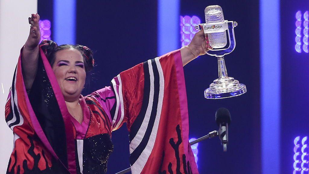 Netta de Israel gana Eurovisión 2018 con Toy