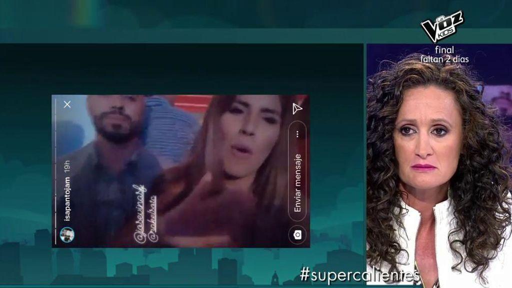 """Dulce asegura que Alejandro Albalá está detrás de las imágenes de Isa Pantoja: """"Está demostrando que es un psicópata"""""""