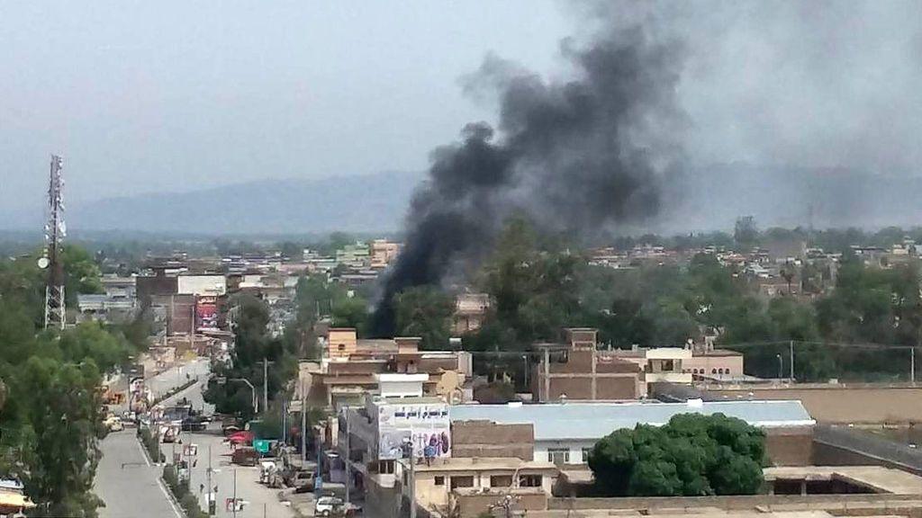 Seis muertos y 20 heridos en varios atentados en la ciudad afgana de Jalalabad