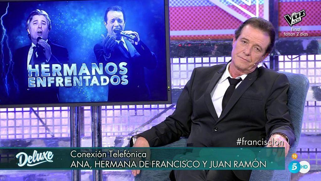 """Ana, hermana de Francisco y Juan Ramón, dispuesta a tirar de la manta: """"Lo que contáis no es la verdad al 100%"""""""