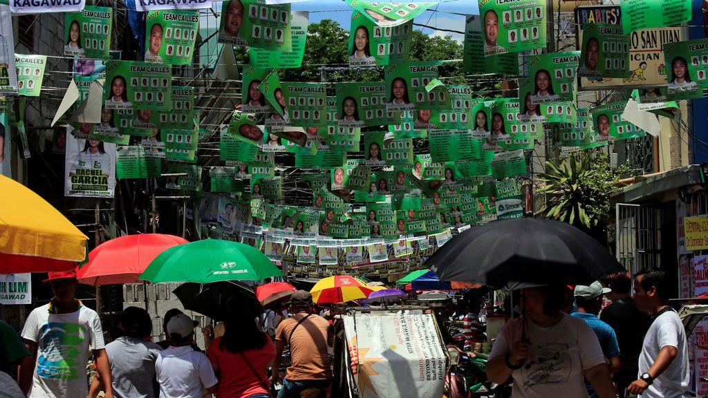Elecciones en Filipinas