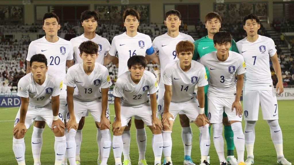 Corea del Sur presenta su pre-lista de 28 jugadores para el Mundial de Rusia